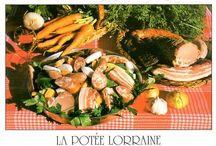 GASTRONOMIE - VISUELS ANCIENS / Gastronomie - Visuels anciens (Plats, tables etc.)