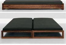 Wood furniturws / Huonekalui