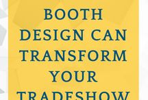 Booth Design Tips / 0