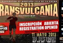 Transvulcania / La gran carrera de montaña que recorre el hermoso cuerpo de la Isla Bonita