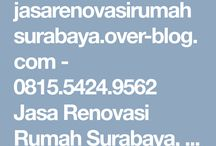 0815.5424.9562  Jasa Renovasi Rumah Surabaya