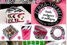 Zebra tema