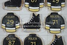Sport Decorated Cookies