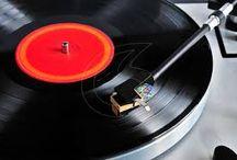 Dj und Musik / Djs Musik Schallplatten