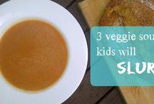 recipes for kids - recetas para niños