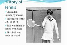 History of Tennis / Jonathan Nadler is a lawyer based in Philadelphia. In his spare time, Jonathan enjoys playing a few rounds of tennis with his friends.