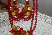 Moja biżuteria - stworzona własnoręcznie / sutasz ,moja biżuteria