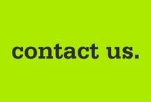 Contact Us / Give us a jingle.
