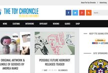 TTC Highlights / Highlights from The Toy Chronicle Blog