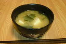 Cuisine - Japanese / Japanese Women are the slimmest women in the world.  Diet.