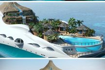 Amazing Boats / Boats we can all dream about!