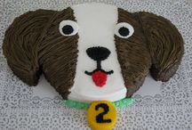 Dog Cakes / by Kay Putman