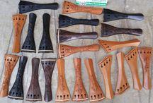 TAILPIECE / Round Tailpiece French Tailpiece Hill Tailpiece Harp Tailpiece Pusch Model Tailpiece Carved Tailpiece