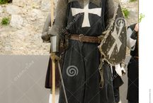 Medieval Reenactors / Interesting pictures of reenactors of the medieval period. Pictures selected because they show an interesting weapon, armour or equipment.