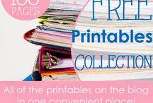 wish printable list