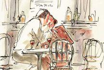 . ilustras . / by priscila ferreira