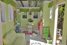Girls playhouse / by Katie Procell