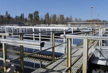 Vesihuolto / Vesihuoltotekniikan oppimiseen sopivaa sisältöä