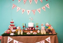 Dylan's First Bday Ideas  / by Kadie Lancaster