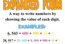Third Math Expanded Form