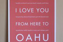 Hawaii Inspiration