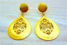 Earrings - Evangelos Jewellery / Earrings selected from Evangelos Jewellery Etsy Shop