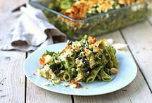 Vegan Pasta Dishes / Vegan + plant based pasta recipes.