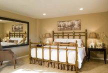 Bedrooms by California Home Builders / Our bedrooms are dreamy, let's see how they're tucked into our homes.  http://www.calhomebuilders.com/