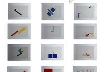 Álbuns de artistas / Conjunto com images de um mesmo artista