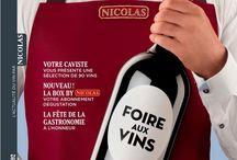 Foire aux vins selection de Bordeaux / Votre caviste vous présente une sélection de Bordeaux à essayer à l'occasion de la foire au vins de septembre 2014.