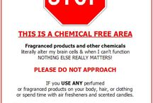 Fragrance and Chemical Free Signage