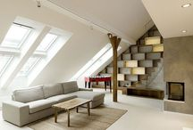 HP3 - Attic Ideas / Attic space for third investment.  / by Samantha Ackerman