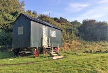 Our Shepherd's Hut! / Restoration Project for 2016!