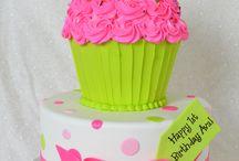 Molde cup cake grande