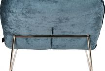 fauteuil / Fauteuil, alleen gepind op vorm, niet op kleur.