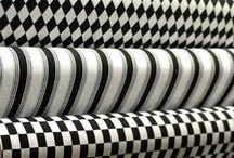 CH | Fashion vs. Furnishings | Black + White