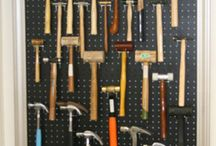 Tool storage / Nifty ways to store tools for the metal clay artist. / by Metal Clay Now