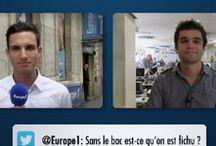#CVOTREQUESTION / Chaque semaine la rédaction d'Europe 1 vous répond en vidéo. / by Europe 1