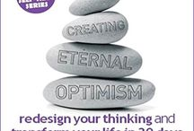 """Books for Sale! / Latest must-have secrets to a happy and optimistic 2016!!! www.amc.id.au....feedback is """"its practical, helpful and incredibly positive - I love it""""  Creating Eternal Optimism: Redesign Your Thinking and Transform Your Life in 30 Days - Available here, Amazon and Kindle"""