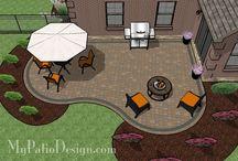 Задний двор
