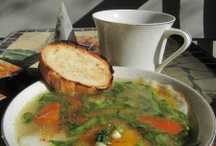 Broth and Soups