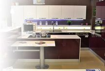Modern Kitchen / These are some of the kitchens made in our factory over time.
