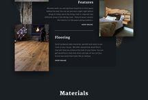 Furniture webdesign