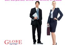 Corporate Uniform Suppliers / Corporate Clothing Suppliers - Find the best professional corporate clothing uniform suppliers in Dubai @ Globe Uniforms. We supply wide range of corporate uniforms for your formal look. Order now!   http://www.globeuniforms.ae/sectors/corporate-uniform-suppliers-dubai