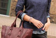 suéter + camisa