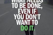 Fitness Motivation / All about fitness and exercise
