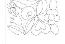 Patterns $0.0125 per square inch