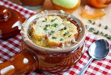 Soups, Stews & Chowders