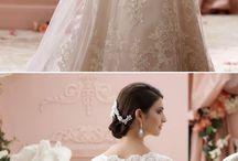 Kjole med ærmer / Dress with sleeves