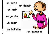 J'apprendre le Francais